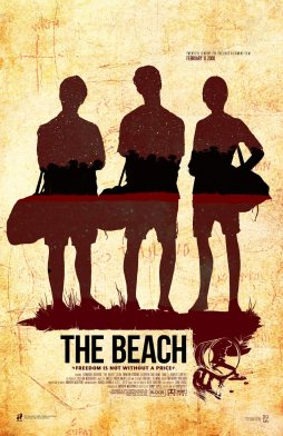 The Beach Poster kumsal